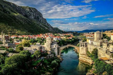 Босния и Герцеговина отменила визовой режим для граждан Грузии