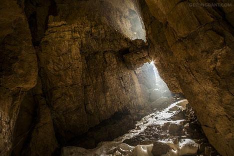 Горная Абхазия - Самые глубокие пещеры мира