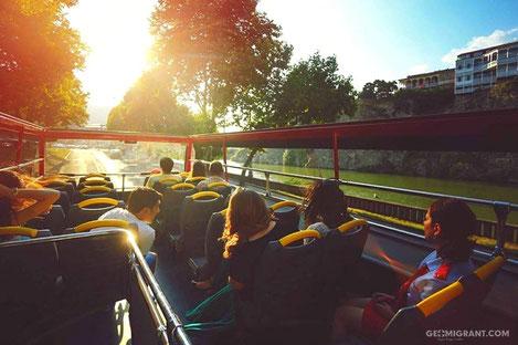 В Тбилиси презентовали «Автобусы Кабриолеты» для туристов