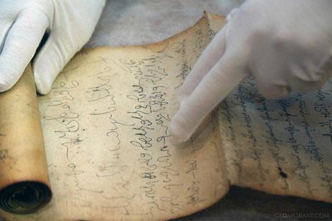 В Германии обнаружены Библейские рукописи на Грузинском языке