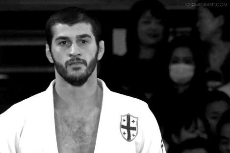 Грузинский дзюдоист Автандил Чрикишвили стал победителем «Гран При Парижа»