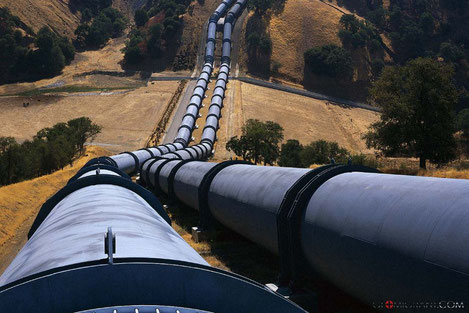 Грузия и Россия сумели договориться о транзите газа