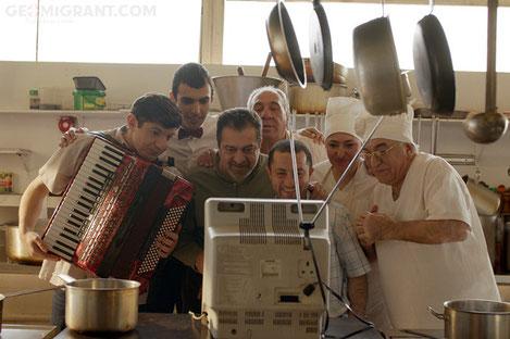 Между народная комедия «Без границ»: Грузия, Армения, Москва...