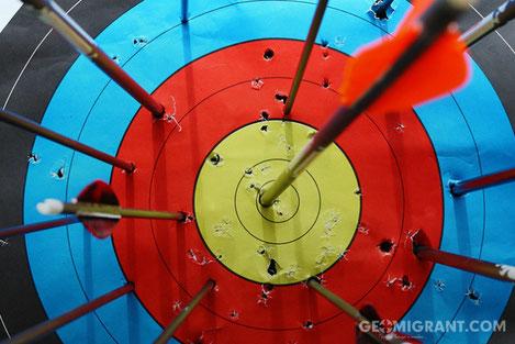 Грузинские лучницы завоевали лицензии на Олимпиаду в Рио-де-Жанейро