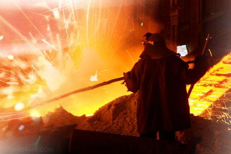 Крупнейший в Грузии металлургический завод остановил работу