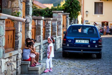 Отношение к детям в Грузии