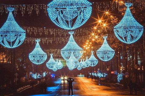 Тбилиси попал в рейтинг «8 сказочных городов мира для празднования Нового года»