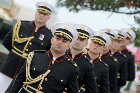 Вооруженным силам Грузии 25 лет