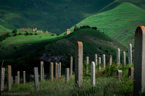 Грузия открывает свои архивы для историков из Ингушетии