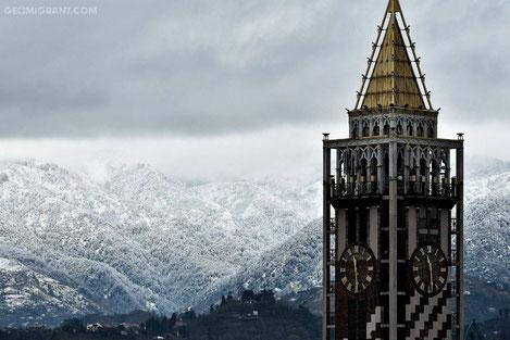 Российские покупатели недвижимости меняют Турцию на Батуми