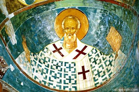 Сегодня Православная Церковь отмечает День памяти святого Николая Чудотворца