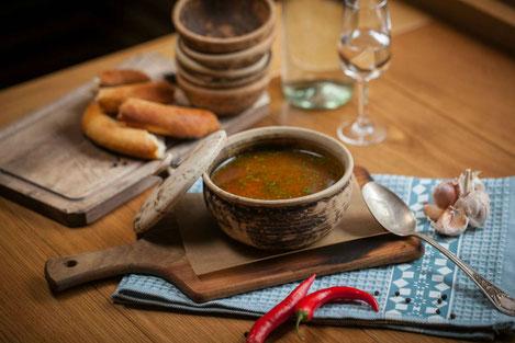 Грузинский «Суп Харчо» в пятерке лучших зимних супов со всего света
