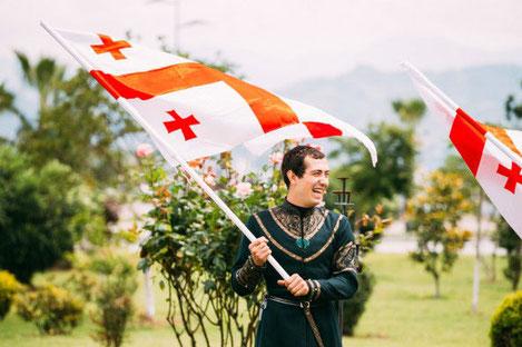 Грузия празднует 99 лет обретения независимости