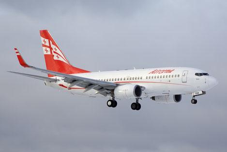 Москва сняла ограничение на полёты «Грузинских Авиалиний»