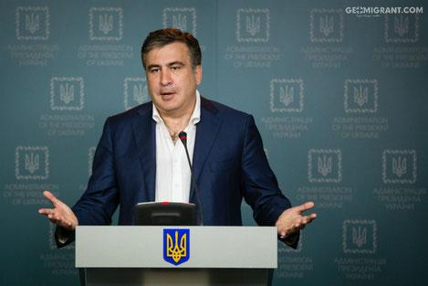 Интерпол отказался искать Михеила Саакашвили