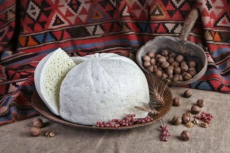 Грузинский сыр «Гуда» впервые отправлен на экспорт в США