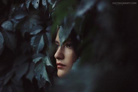 Грузинские красотки в объективе азербайджанского фотографа