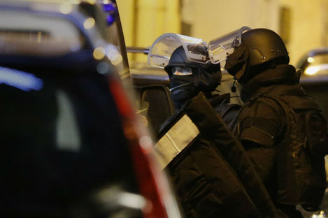В Тбилиси проходит крупная антитеррористическая спецоперация