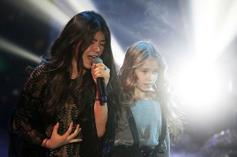 Россиянка выиграла «Детское Евровидение» в Тбилиси