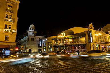 Тбилисская «Улица Пекина» возглавила рейтинг самых перспективных по доходности улиц мира
