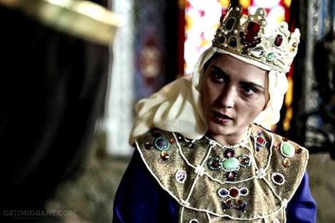 Скоро выйдет в свет фильм о великой Грузинской Царице Тамари