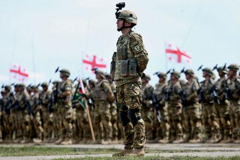 «Вооруженные силы Грузии» меняет название