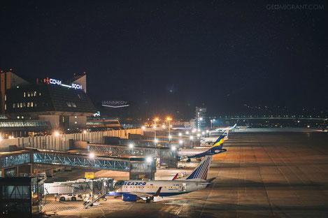 Впервые со времён СССР полетят прямые рейсы из Тбилиси в Сочи