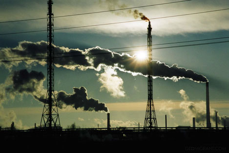Грузинские школьники изобрели систему очистки воздуха