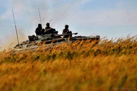 В Грузии начались крупнейшие в истории страны совместные военные учения с НАТО