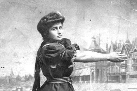 Первой «Мисс Мира» была грузинская княжна