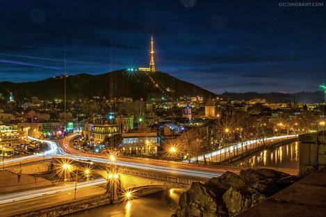 «Поразительный Тбилиси»