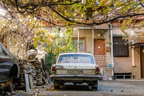 Украинка в Грузии: «Грузины веселые, но ленивые»