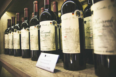 Впервые за 12 лет Грузия вернулась в тройку крупнейших поставщиков вина в Россию