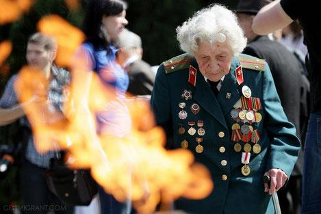 Сколько ветеранов Великой Отечественной Войны проживают в Грузии