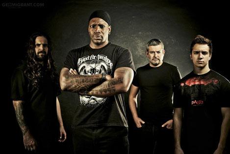 Сегодня в Тбилиси пройдет концерт легендарной рок группы «SEPULTURA»