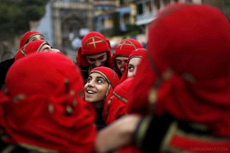В Грузии отмечают «День Национального Костюма»