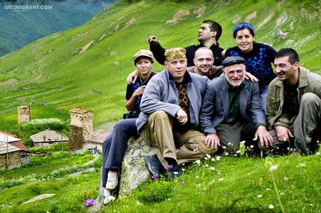 Новый фильм Грузинского режиссора Отара Иоселиани вошел в конкурс международного фестиваля в Локарно