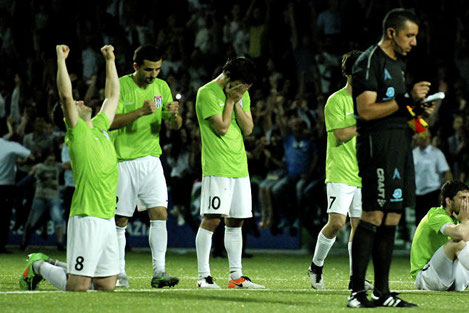 «Сборная Абхазии» по футболу стала чемпионом мира среди непризнанных государств