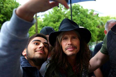 «Aerosmith» уже в Грузии