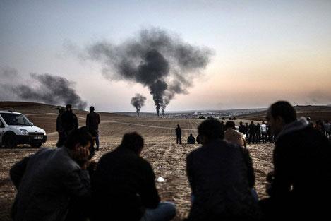 Террорист смертник атаковал грузинских военных в Афганистане