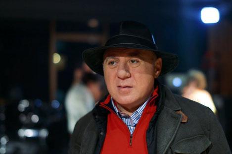 Умер грузинский актер и певец Гио Хуцишвили