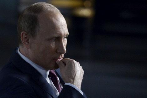 Владимир Путин поздравил народ Грузии с Днем победы