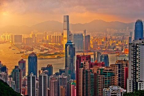 Грузия и Гонконг начали переговоры о «Свободной Торговле»