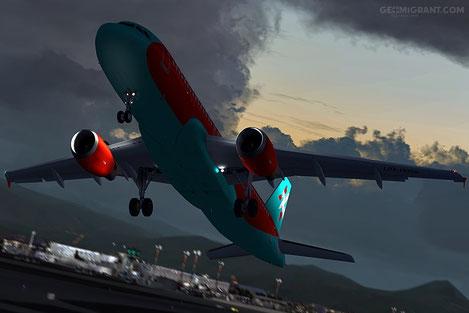 Кыргызстан предложил Грузии «Дружить самолетами»