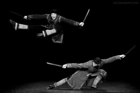 «Сухишвилеби»: Репетиции трех поколений