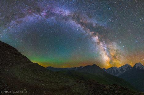 «Ночной Кавказ» -  Это надо видеть своими глазами!..
