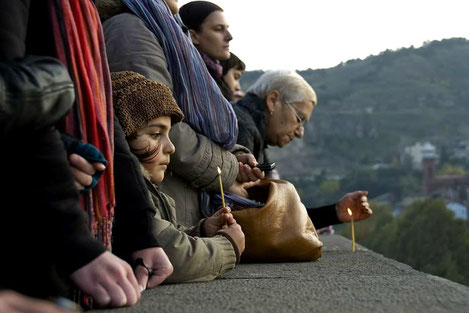 Сегодня Грузия отмечает день памяти 100 тысяч мучеников