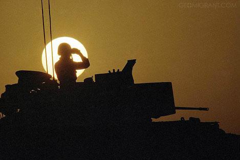 Грузинские военные пройдут подготовку в Кувейте