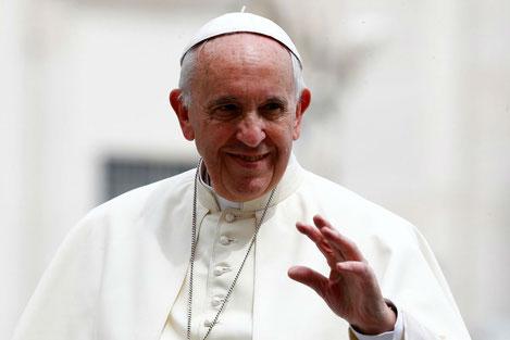 «Мир вам»: Папа Франциск начинает визит в Грузию