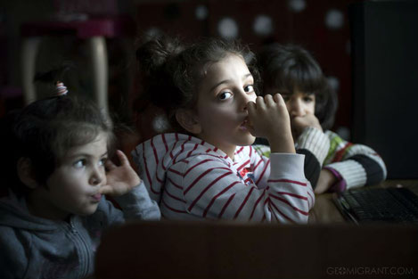 Беспризорное детство на улицах Тбилиси